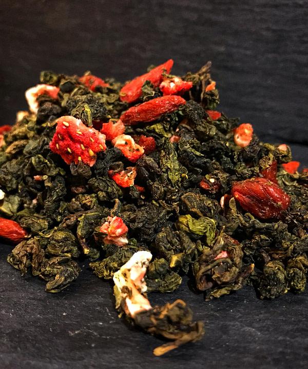 reggeli szeánsz oolong tea