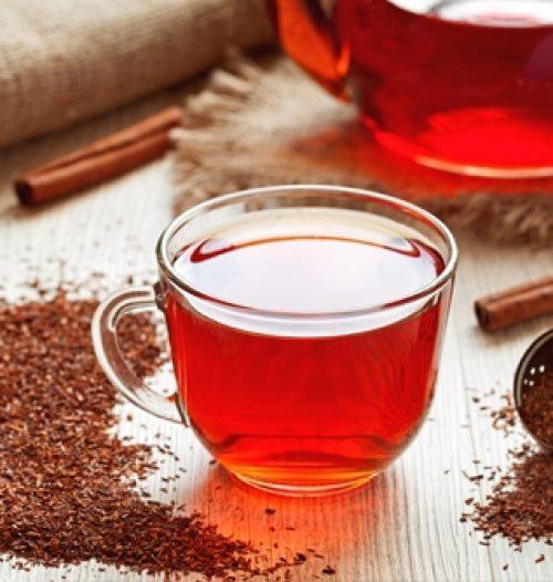 Rooibos tea hatása