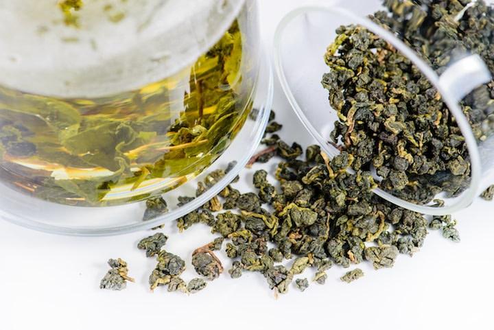 Oolong tea, hatásai